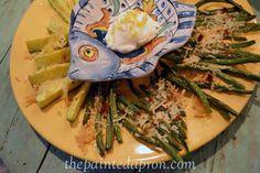 green bean and zucchini fries thepaintedapron.co,