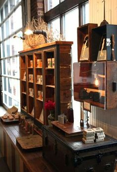 braxton and yancey: Steampunk Room Décor in 3 Styles – Theatrical, Industrial Victorian, and Modern