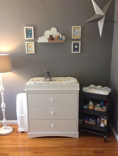 Project Nursery - Changing Table