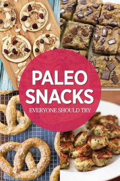 25 Paleo Snacks - Easy Paleo Recipes - Recently gone Paleo and find yourself at a loss when those afternoon hunger pangs roll around? Head over to redbookmag.com for all the paleo snack ideas you need plus more recipes to keep you on track.