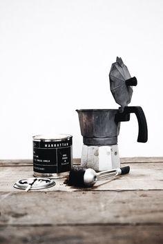 Ahhh I want a moka pot! ☕️☕️