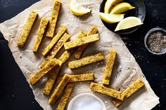 """Easy, Herby Polenta """"Fries"""" to Eat with Everything"""
