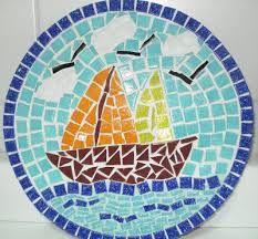 Resultado de imagem para mosaico do mar