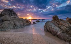 Sunset Propriano by Stéphane ISNARD on 500px