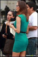 Culona pantalon turquesa - 3 3