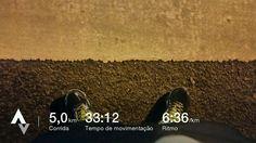 Mais 5km na conta!! Faltam 11 dias para minha primeira corrida!! GO! GO! GO! #GoRunner #runner #running 10/04/17