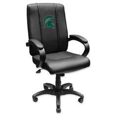 Michigan State University Office Chair 1000 in Black Multi