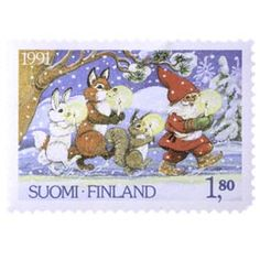 Finnish Christmas postage stamps: Clash of Santa cultures Christmas Art, Christmas Themes, Christmas Images, Commemorative Stamps, Paper Crafts, Diy Crafts, Mail Art, Stamp Collecting, Postage Stamps