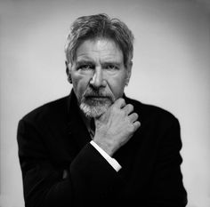 Harrison Ford by Anthony Mandler
