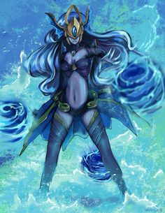 Atlantean Syndra
