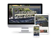 Création d'un site Internet pour Plusquellec Paysage, paysagiste basé à Morlaix dans le #Finistère en #Bretagne.http://bit.ly/2zrbLKq | #AirMedia29 #Webdesign #Website #SEO