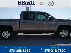 2013 Chevrolet Chevy Silverado 1500 LTZ 56k  miles Call for Price 56675 miles 575-888-3069 Transmission: Automatic  #Chevrolet #Silverado 1500 #used #cars #BravoChevroletCadillac #LasCruces #NM #tapcars