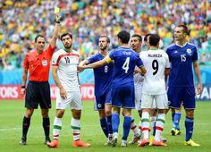 Karim Ansarifard : Bosnia-Herzegovina v Iran: Group F