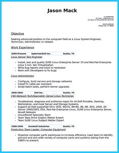 awesome how to make cable technician resume that is really perfect check more at http