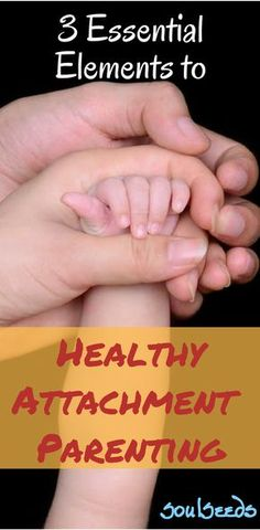 What is attachment theory and parenting, and how can we create 'healthy attachment' with our babies and children? The types of attachment styles and affects this will have, and the conscious parenting changes we can implement to create the foundation which will help our children to create positive relationships with themselves and others.