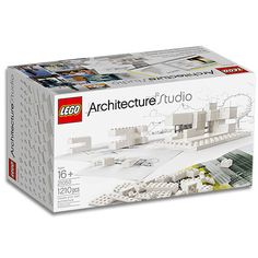 The LEGO Architecture Studio set is on everyone's wish list this year. With 1200+ pieces and an awesome guidebook endorsed by leading design houses, this is a must have!