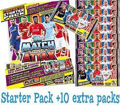 Topps Match Attax 2014 2015 Starter Binder Pack + 100 Extra Cards (10 Boosters) Match Attax http://www.amazon.co.uk/dp/B00NSQZKDA/ref=cm_sw_r_pi_dp_QSekub1C6K6ZE