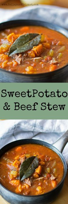 For the Arbonne 28 Day Detox make sure all of your ingredients are organic. This Hearty Beef Stew is the perfect set it and forget it meal. It's healthy, packed full of flavor, and takes less than 10 minutes to throw it all together in the crockpot. Slow Cooker Recipes, Paleo Recipes, Crockpot Recipes, Soup Recipes, Cooking Recipes, Paleo Food, Fast Recipes, Entree Recipes, Gourmet
