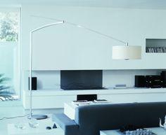 Lámparas tipo arco, una buena solución #consejos