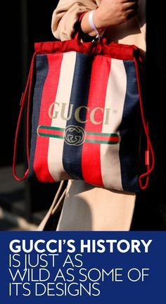 If you've ever been curious about the history of Gucci, now is your chance to catch up. We're breaking down the brand's story for you, ahead, along with a few lesser-known facts about the iconic fashion house.#gucci