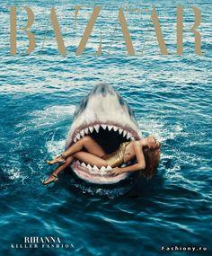 Три лучших обложки глянца 2015 года