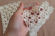 cicekli-one-piece-organ-easy-release – crochet pattern Crochet Scarves, Crochet Shawl, Crochet Doilies, Crochet Stitches, Crochet Flower Patterns, Crochet Designs, Crochet Flowers, Crochet Trim, Cute Crochet