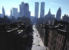 View of WTC from East Broadway by stevensiegel260, via Flickr