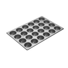 Focus Foodservice 24 Cup Cupcake Pan 2 34 inch  6 per case >>> For more information, visit image link.(This is an Amazon affiliate link and I receive a commission for the sales)