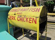 Feel the Vibe - Jamaican cuisine Jerk Seasoning recipe Jamaica Water, Jamaica Food, Visit Jamaica, Jamaica Beach, Jamaica Vacation, Jamaican Restaurant, Jamaican Cuisine, Jamaican Recipes, Jerk Seasoning Recipe