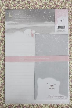 Kawaii Letter Set - All about you