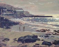 """Sennen cove and new website"" - Original Fine Art for Sale - © Haidee-Jo Summers"