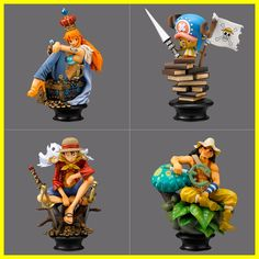 chess peace collection  ONE PIECE 1