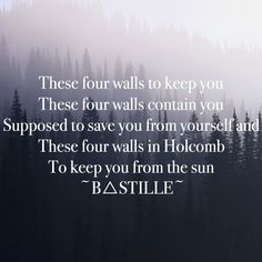 bastille the currents meaning