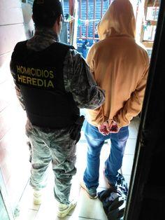 Desarticuló banda sospechosa de homicidio y venta de droga