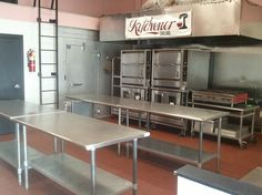 Kitchener Oakland is an incubator commercial kitchen located in a prime, central, and burgeoning location in Uptown Oakland. Start Up Business, Starting A Business, Poultry Equipment, Happy Kitchen, Business Organization, Commercial Kitchen, Ping Pong Table, A Food, Furniture