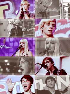 R5 baby.;) I love these guys and girl I respect most all of the but I respect rydel most of all since she has to put my with the boys of the whole of her life