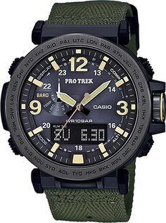 Casio Mens PRO TREK Watch (Model No. PRG-600YB-3) #protrek