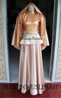 #gamismodern#gamispesta#dresspesta#partydress#handmadedress#madebyorder#handmade#sequindress#dressmuslim