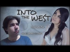 The Lord of the Rings - Into the west cover - Annie Lennox - YouTube