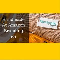 Handmade At Amazon Branding 101  http://www.craftmakerpro.com/business-tips/handmade-amazon-branding-101/