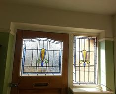 Just panels | Richard Cann Craftsman Bathroom, Panel Doors, Glass, Drinkware, Corning Glass, Yuri, Tumbler, Mirrors