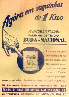Iba Mendes: Anúncios antigos de produtos alimentícios: AIMORÉ