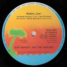Bob Marley And The Wailers* - Live! (Vinyl, LP, Album) at Discogs