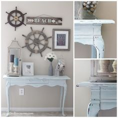 Fun Home Things: 10 Nautical Ideas
