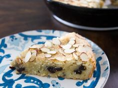 Get Cherry Almond Skillet Shortbread Recipe from Food Network