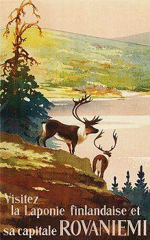 Finland Laponie