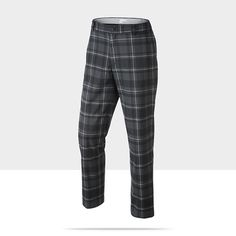 Nike Fashion Plaid Men's Golf Pants