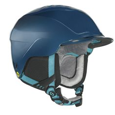 This is the most important part of the outfit. If you don't protect your head well, the rest of your outfit will not matter for long. This is MIPS rated (best protection on the market), warm, adjustable, and blue!