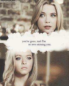 Prob my fav Hanna flashback/vision of Alison!
