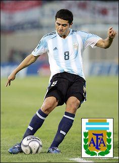 Juan Roman Riquelme #8